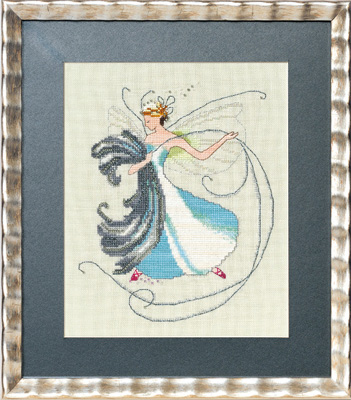 Stitching Fairies-Floss Fairy Kit