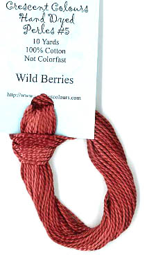 Wild Berries-Perle Cotton 5