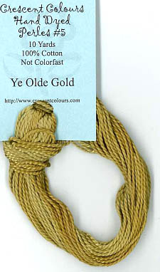 Ye Olde Gold-Perle Cotton 5