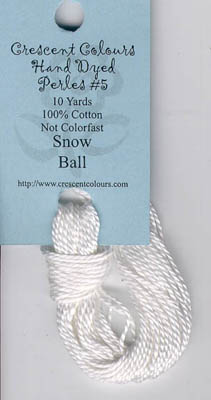 Snowball-Perle Cotton 5