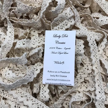 Nilla Lace (2 yards)
