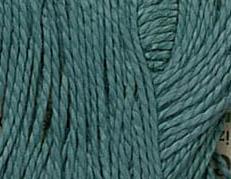 Teal Frost - Pearl Cotton
