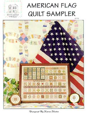 American Flag Quilt Sampler