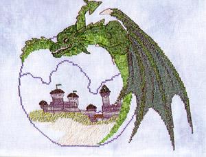 Dragon's  World, A