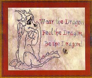 Be A Dragon (w/emb)