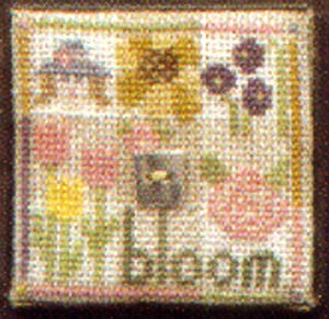 Mini Gingham-May Bloom