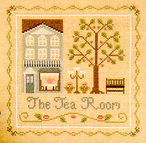 Tea Room, The