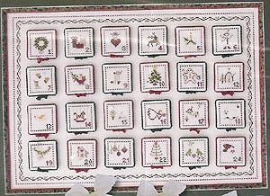 Advent Calendar & Petite Ornamentals