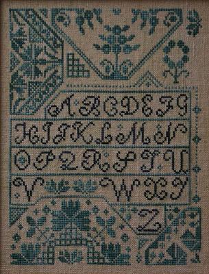 Quaker Alphabet