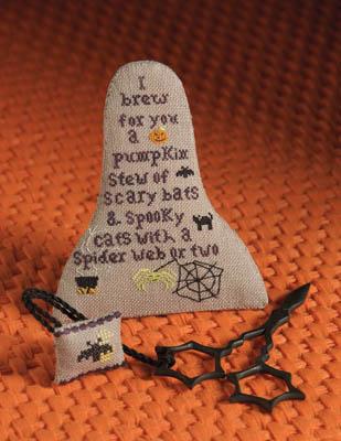 Pumpkin Stew Scissor Case