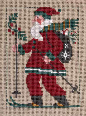 2010 Schooler Santa