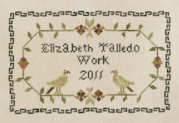 Eliza's Cartouche