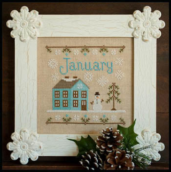 Cottage Of The Month-January
