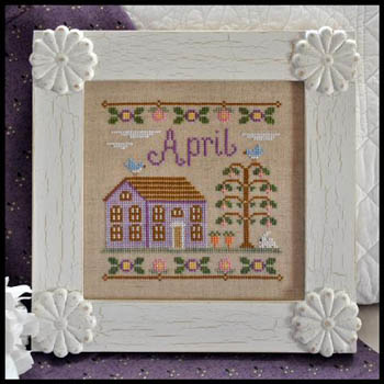 Cottage Of The Month-April