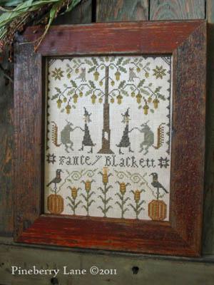 Fance Blackett-The Harvest Dance