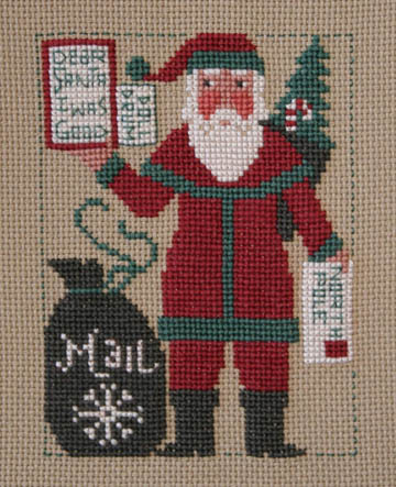 2012 Schooler Santa