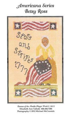 Betsy Ross-Stars & Stripes 1777