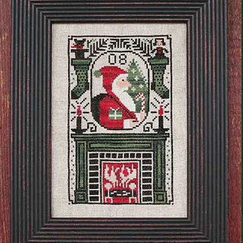 2008 Limited Edition Santa (CHART ONLY)