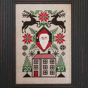 2010 Limited Edition Santa (CHART ONLY)