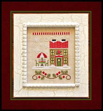 Santa's Village 12-Hot Cocoa Cafe