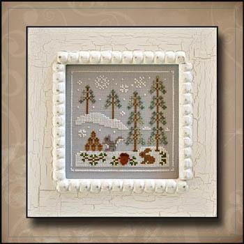 Frosty Forest 4-Snowy Friends