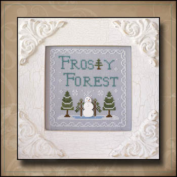 Frosty Forest 9-Frosty Forest