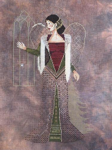 Medieval Christmas Angel