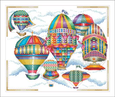 18th Century Balloons