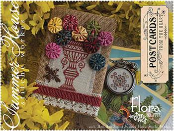 Postcards-Flora (#5)