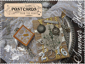 Postcards-New Year (#12)