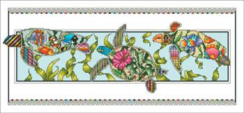 Turtle Tropic Parade
