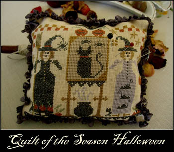 Quilt Of The Season -Halloween