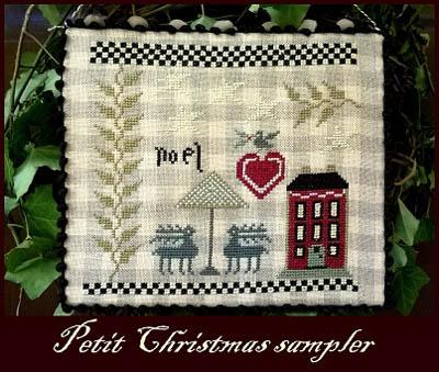 Petit Christmas Sampler