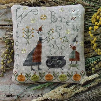 Fancey Blackett - Witch's Brew