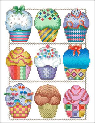 Krazy Cupcakes