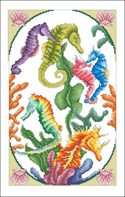 Incredible Seahorses