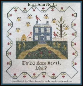 Eliza Ann North