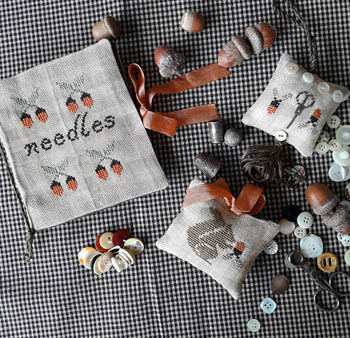 Squirrel Sewing Set