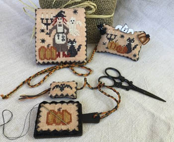 Bewitched Sewing Set