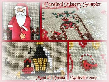 Cardinal Mistery Sampler - 1