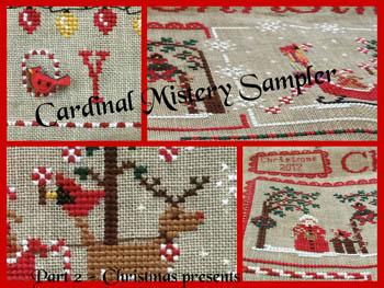 Cardinal Mistery Sampler - 2