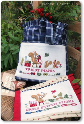 Cross Stitch & Tricot Mania