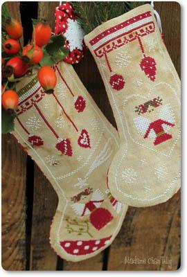 Angels - Christmas Stocking
