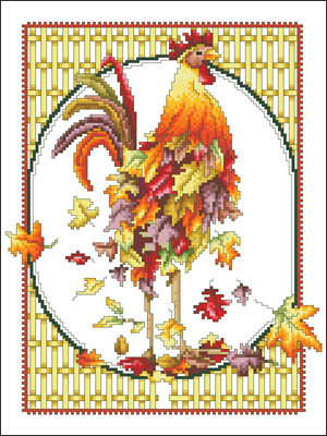 October Rooster