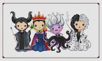 Les Princesses Du Mal