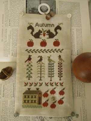 Autumn Band Sampler