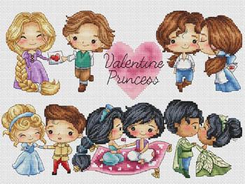 Valentine Princess