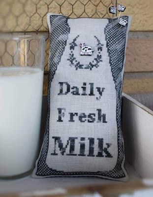 Daily Fresh Milk (w/button)