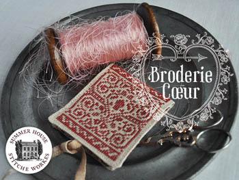 Broderie Coeur