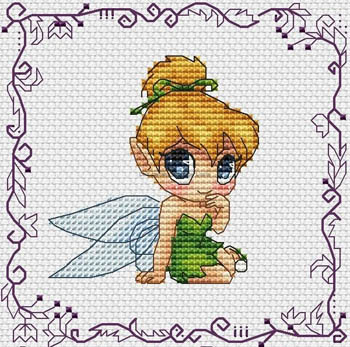 Baby Princess Tinker Bell